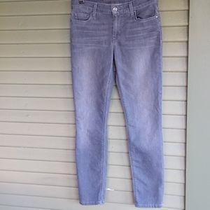 Joe's Jeans Gray jegging Jeans Skinny Stretch 27